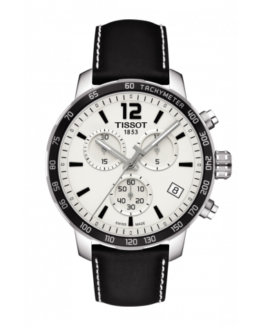 Quickster Chronograph - T095.417.16.037.00